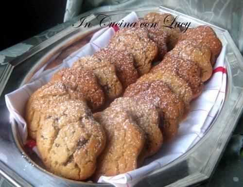 Biscotti rustici alla farina di riso