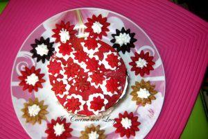 Pan cake di riso tricolore