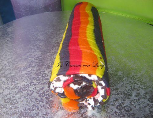 Rotolo multicolor