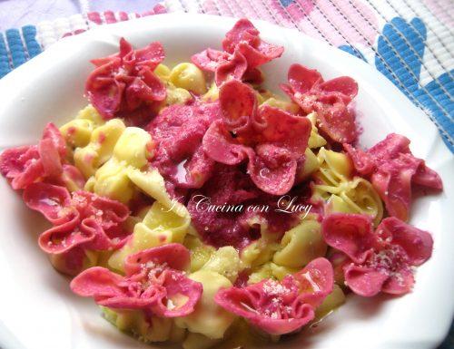 Ciuffetti  di ricotta e spinaci