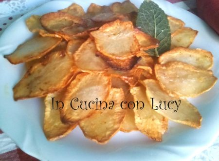 Topinambur chips