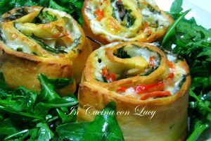 Girelle salate integrali