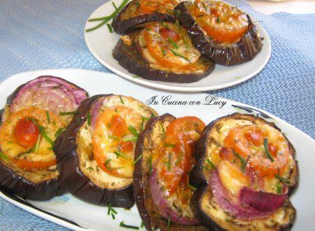 Tris di verdure filanti e speziate