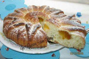 Fiore di pan brioche