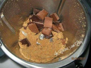 Nutella al cioccolato fondente