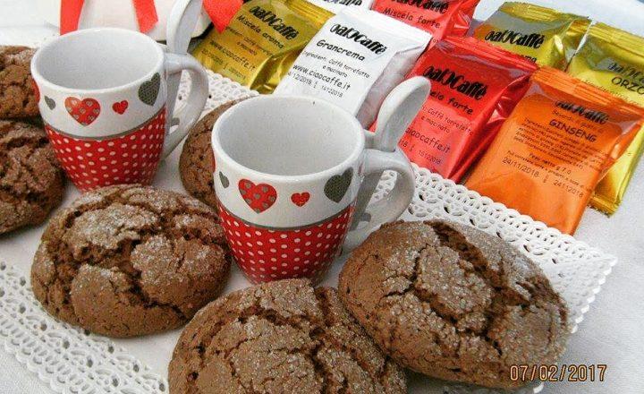 Biscotti al caffe' e cocco( versione bimby)